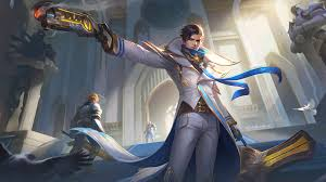 hero marksman terbaik ml granger mobile legends