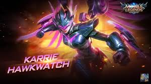 hero marksman terbaik ml Karrie mobile legends