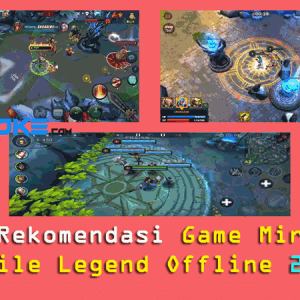 game mobile legends offline