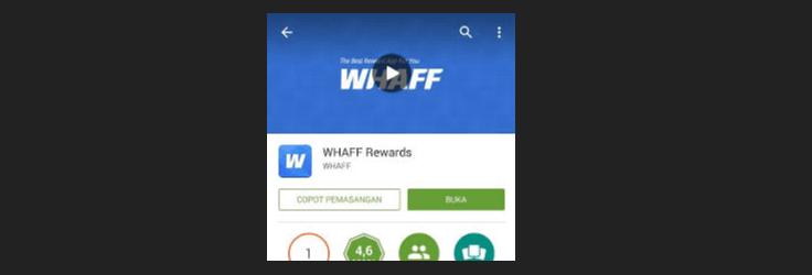 Menggunakan Aplikasi Penghasil Saldo Google Glay gratis