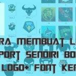 Cara Membuat Logo Esport Sendiri