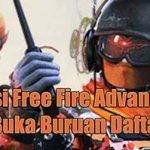 Cara Masuk + Daftar Free Fire Advance Server