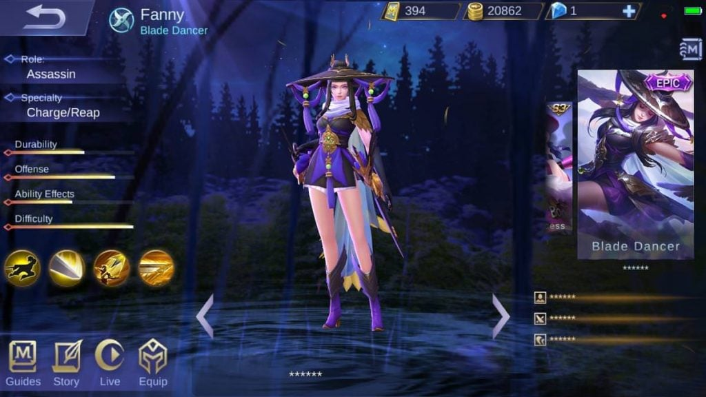 Script Skin Mobile Legends Terbaru
