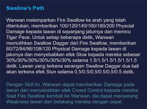 skill wanwan