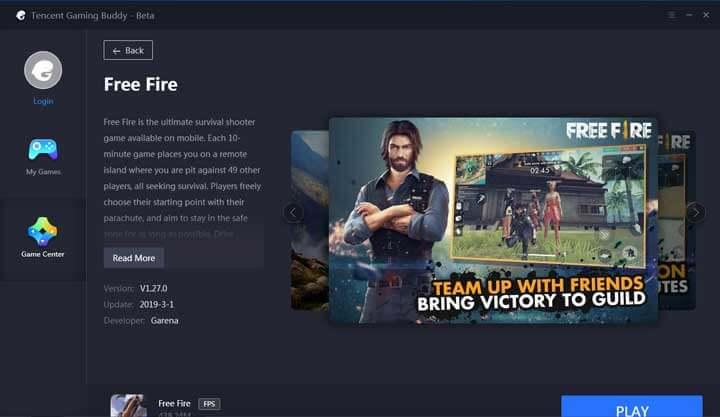 Cara Install Tencent Gaming Buddy