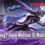 Cara Melihat ID Mobile Legend Teman