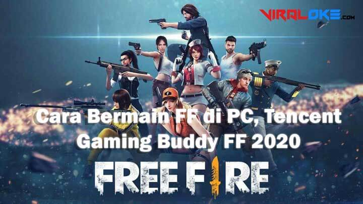 Tencent Gaming Buddy FF
