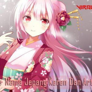 Nama Jepang Keren Dan Artinya