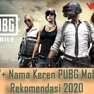 Nama Keren PUBG Mobile Rekomendasi 2020