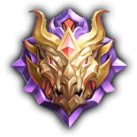 Mythical Glory Rank Mobile Legends PNG