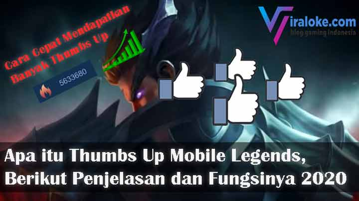 Thumbs Up Mobile Legends