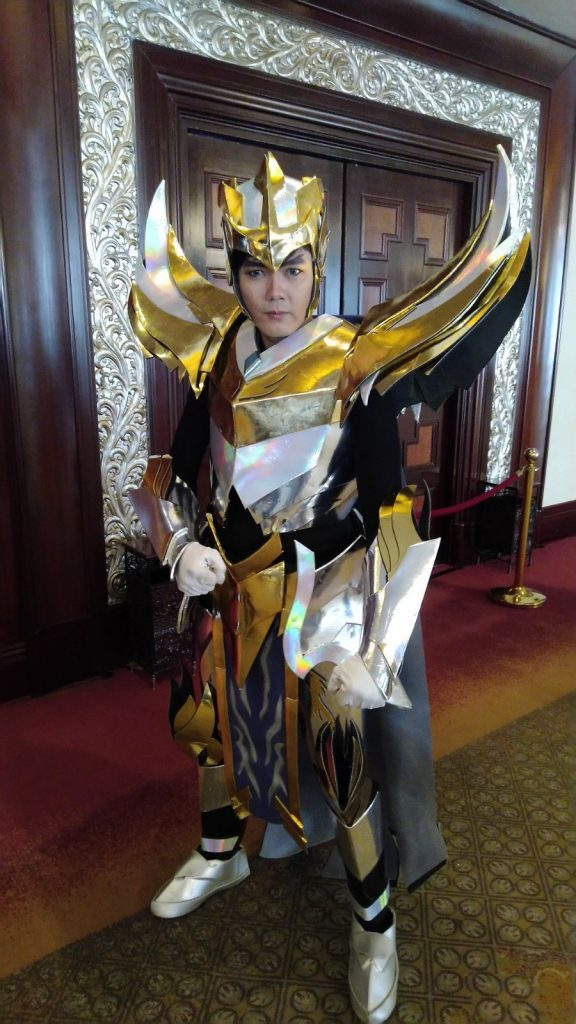 cosplay mobile legends zilong