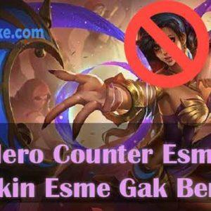 Counter Esmeralda