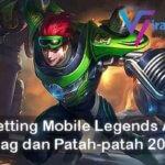Cara Setting Mobile Legends