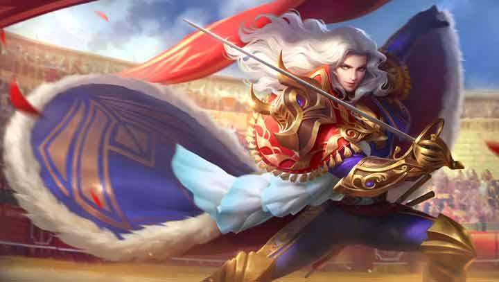 Lancelot Mobile Legends Assasin
