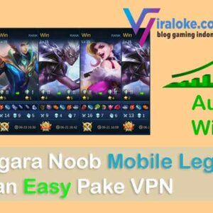 5 Negara Noob Mobile Legend