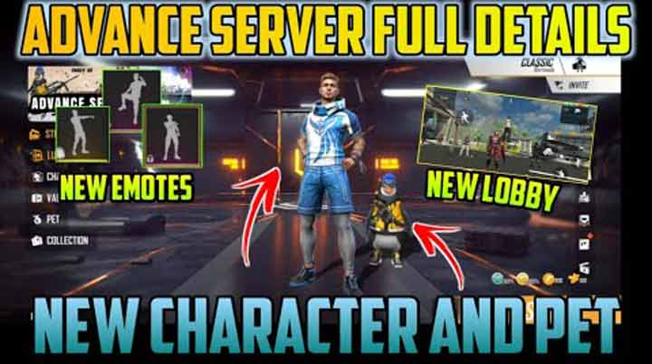 Update Terbaru Advance Server Free Fire 2020