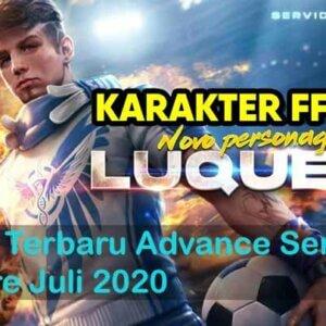Update Terbaru Advance Server Free Fire Juli 2020