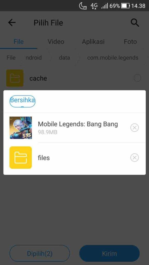 Begini Cara Cepat Download Data Mobile Legends 100% Work 1