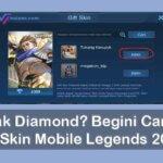 Cara Kirim Skin Mobile Legends 2020