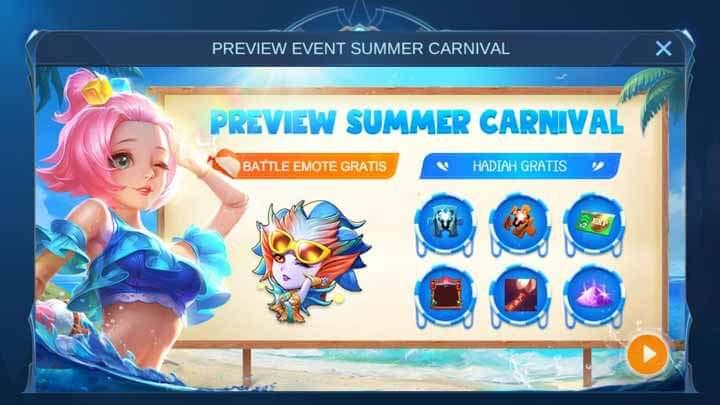 Mendapatkan Border Avatar dari Event Mobile Legends Gratis