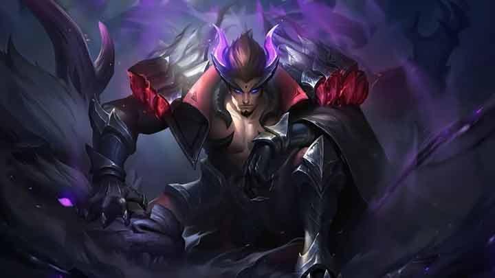 Yu Zhong Mobile Legends Fighter