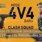 5 Karakter FF Terbaik Untuk Clash Squad Season 2 Free Fire Rekomendasi 2020