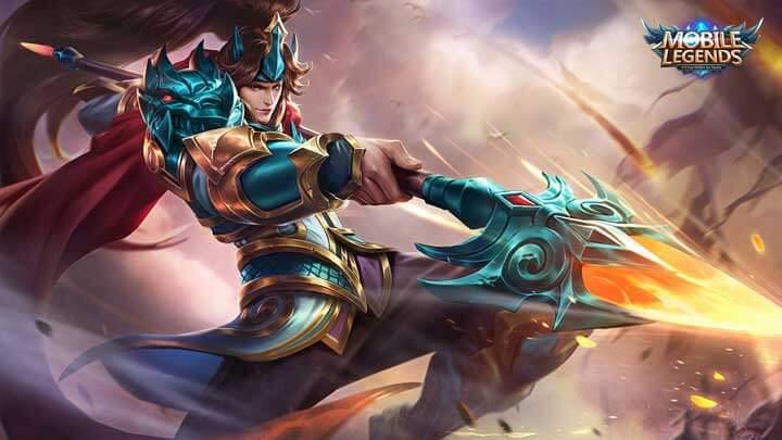 Zilong Mobile Legends