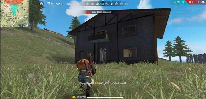 Rumah Orang Kaya FF