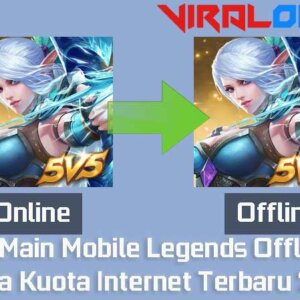 Cara Main Mobile Legends Offline