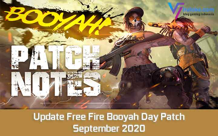 Free Fire Booyah Day Patch
