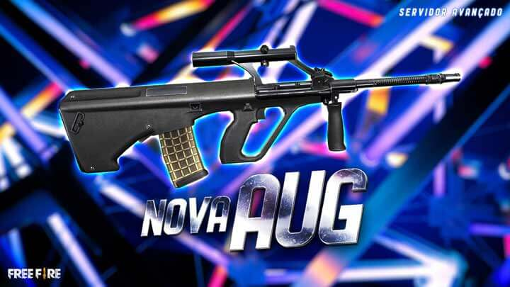 Aug Free fire