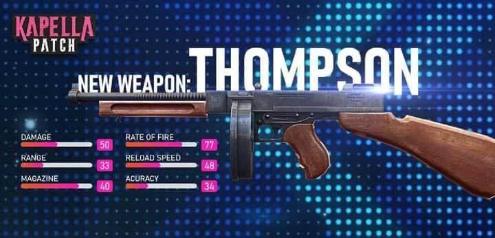 Thompson Free Fire