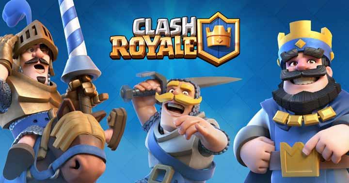 Cara menghasilkan uang dari Clash Royale