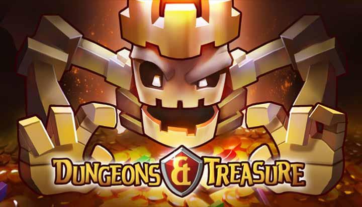 Cara menghasilkan uang dari Dungeons and Treasures