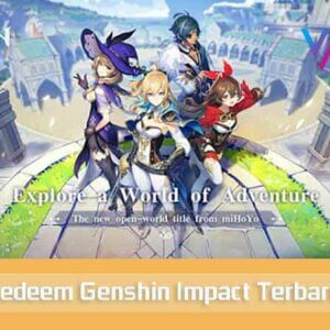 Kode Redeem Genshin Impact Terbaru 2020