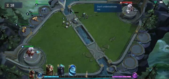 Mode Arena Mobile Legends Terbaru