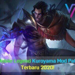 Update Mobile Legend Kuroyama Mod Patch Brody Terbaru 2020!