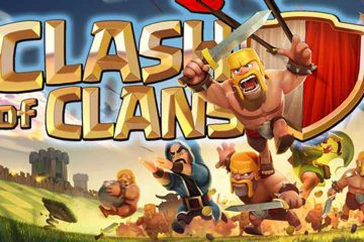 Cara menghasilkan uang dari Clash of Clans