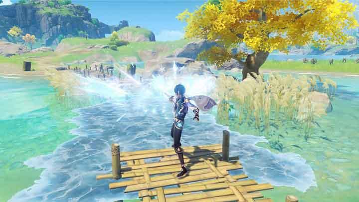 Gameplay Genshin Impact