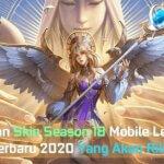 Bocoran Skin Season 18 Mobile Legends