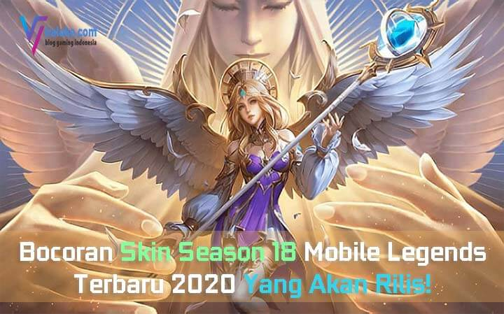 Bocoran Skin Season 18 Mobile Legends