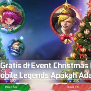 Draw Gratis di Event Christmas Raffle Mobile LegDraw Gratis di Event Christmas Raffle Mobile Legends Apakah Ada?ends Apakah Ada?