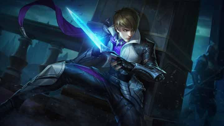 Gusion hero paling sulit dikuasai di Mobile Legends