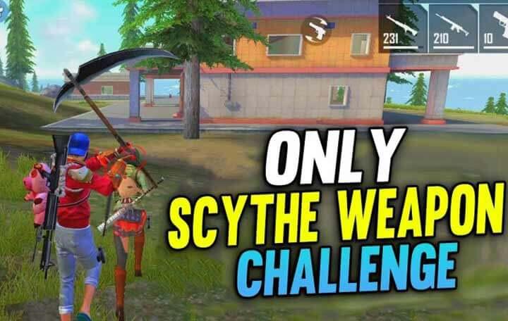 Scythe Free Fire