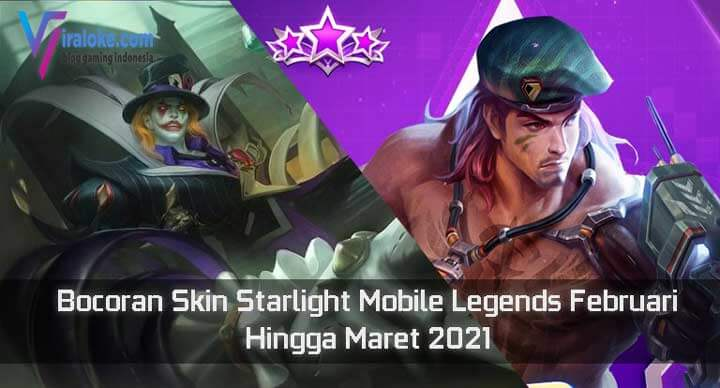 Bocoran Skin Starlight Mobile Legends 2021
