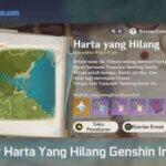 Event Harta Yang Hilang Genshin Impact