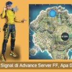 Zona No Signal di Advance Server FF