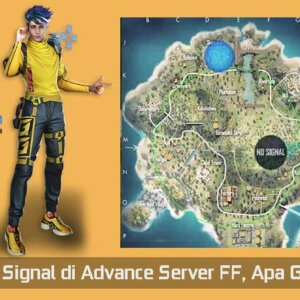 Zona No Signal di Advance Server FF