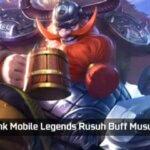 7 Hero Tank Mobile Legends Rusuh Buff Musuh